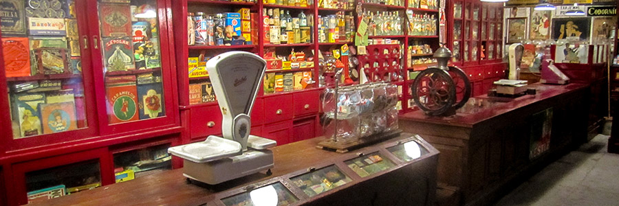 Botigues-Museu de Salàs de Pallars